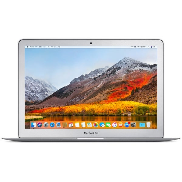 """13"""" Apple MacBook Air 1.7GHz Dual Core i5 - Refurbished. Opens flyout."""