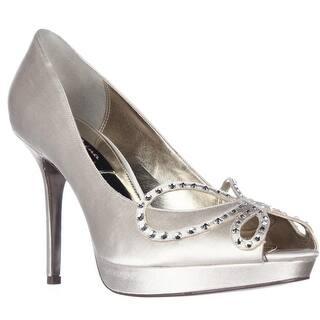 01d8ea0e2af Betsey Johnson Jayce Women s Heels Lilac - 6 · Quick View