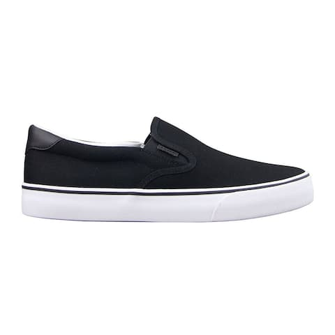 Lugz Clipper Slip On Mens Sneakers Shoes Casual - Black