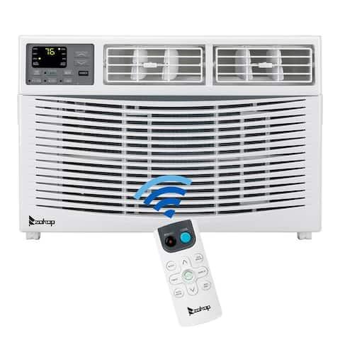 ZOKOP 10000BTU Window Air Conditioner, White