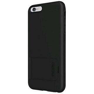 Incipio Kick Snap Case Cover Apple iPhone 6 - Plus (Black) - IPH-1202-BLK