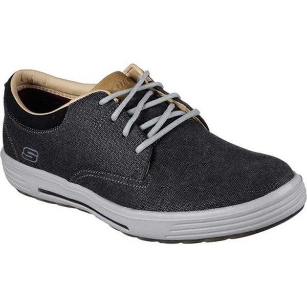 Skechers Men's Skech-Air Porter Zevelo Sneaker Black