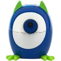 """""""WowWee 1405 WowWee Snap Pets Cat, Blue/Green - Snap Pet Cat- Snap pictures- Hands-free - APP for Direct Share - Take Pictures"""