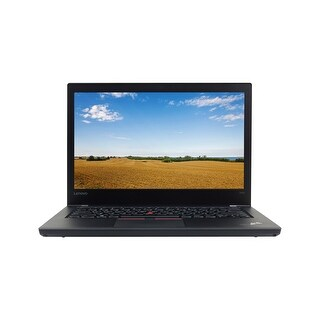 "Link to Lenovo ThinkPad T470 Core i5-6300U 16GB RAM 1TB SSD 14"" Windows 10 Pro (Refurbished) Similar Items in Laptops & Accessories"