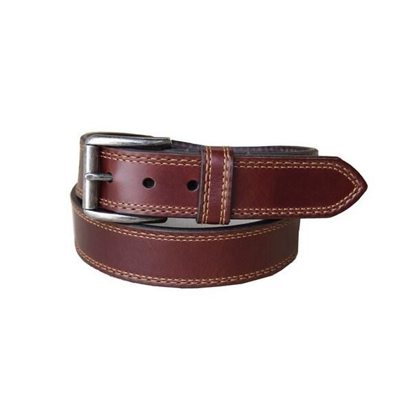Lejon Western Belt Mens Springcreek Leather T Moro