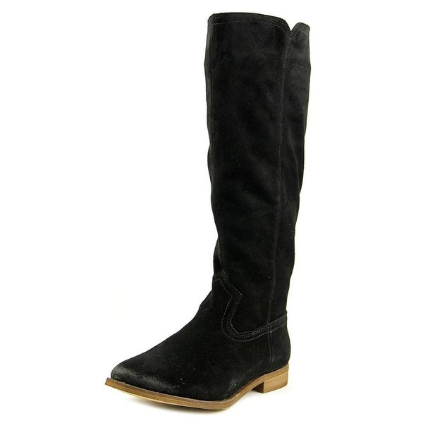 Splendid Penelope Women Round Toe Suede Knee High Boot