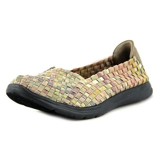 Baretraps Lexie Women Round Toe Synthetic Multi Color Loafer