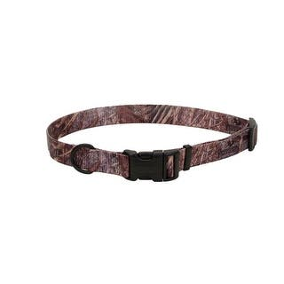"Remington Adjustable Patterned Dog Collar Camo 20"" x 0.75"" x 0.2""
