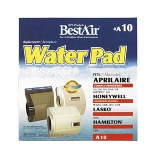 "BestAir A10 Aprilaire Furnace Water Pad, 9-11/16"" x 10"" x 1-3/4"""
