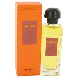 ROCABAR by Hermes Eau De Toilette Spray 3.4 oz - Men