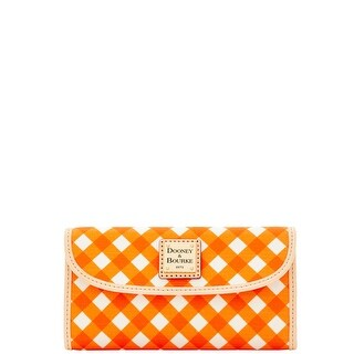Dooney & Bourke Gingham Continental Clutch (Introduced by Dooney & Bourke at $118 in Dec 2015)