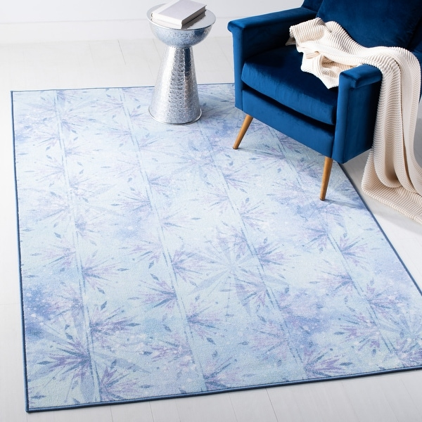 SAFAVIEH Collection Inspired by Disney's Animated Film Frozen 2 Element. Opens flyout.