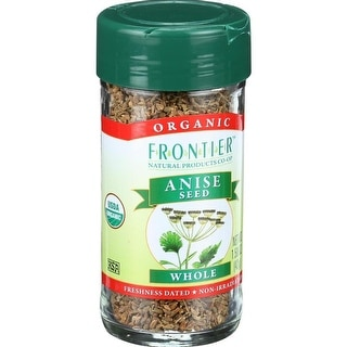 Frontier Herb - Organic Anise Whole Seed ( 4 - 1.44 OZ)