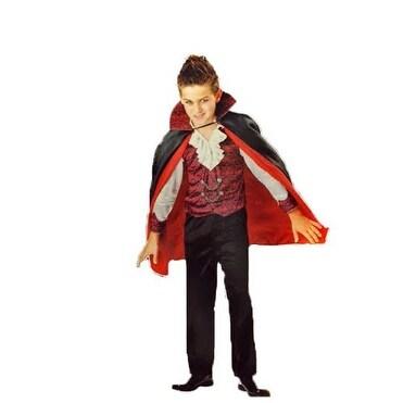 Vampire Costume, Boys 8-10