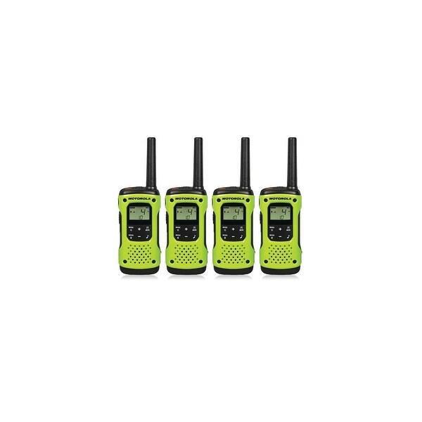Motorola T600 (4-Pack) Walkie Talkies