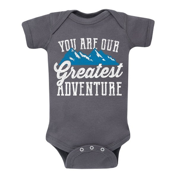 You Are Our Greatest Adventure - Infant One Piece