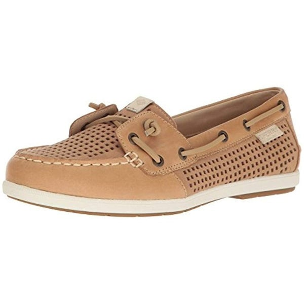 Sperry Womens Coil Ivy Boat Shoes