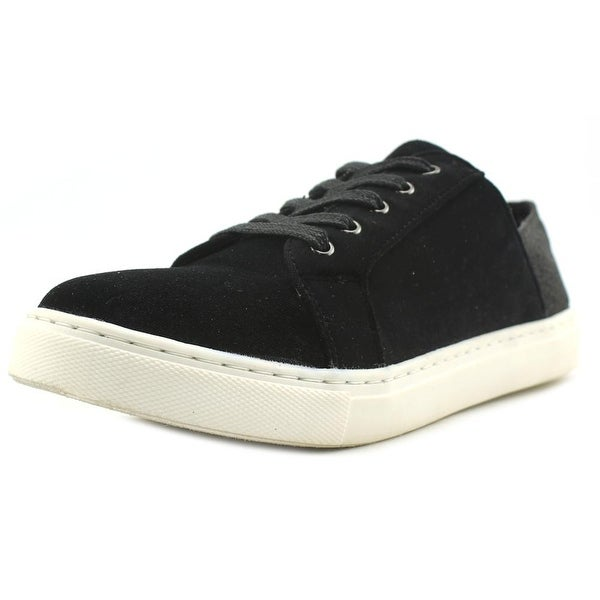Wanted Invade Women Synthetic Black Fashion Sneakers