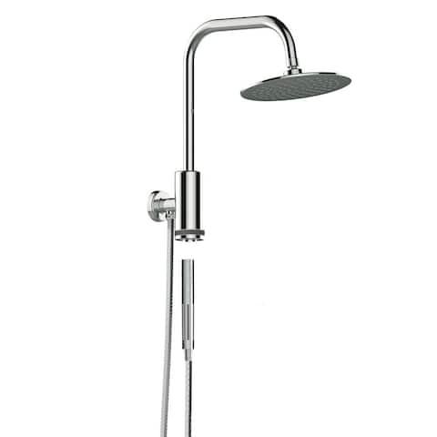 PULSE Showerspas Aquarius Chrome Shower System