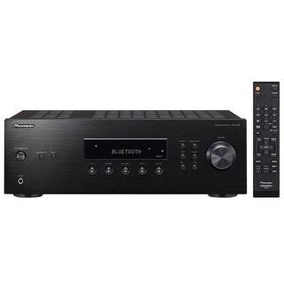Pioneer Home SX10AE Bluetooth Audio Component Receiver - Black