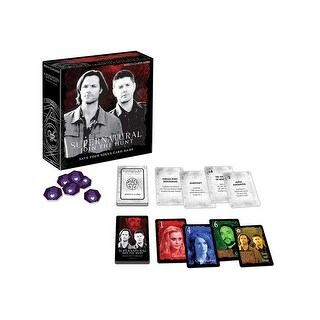 Supernatural Save Your Souls Card Game - multi