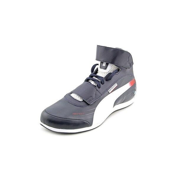 Puma Evospeed Mid BMW 1.2 Men Round Toe Synthetic Sneakers