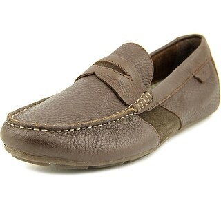 Sperry Top Sider Wave Driver Penny Moc Toe Leather Loafer