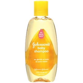 JOHNSON'S Baby No More Tears Shampoo, Original 3 oz