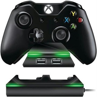 Dreamgear DGXB1-6603 Xbox One Dual Charging Dock