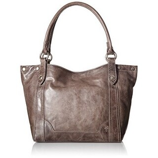 Frye Womens Melissa Shoulder Bag, Ice, Os
