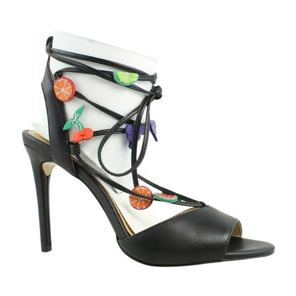 29b931053943 Shop Katy Perry Womens The Carmen Black Ankle Strap Sandals Size 5.5 - Free  Shipping On Orders Over  45 - Overstock.com - 23100516
