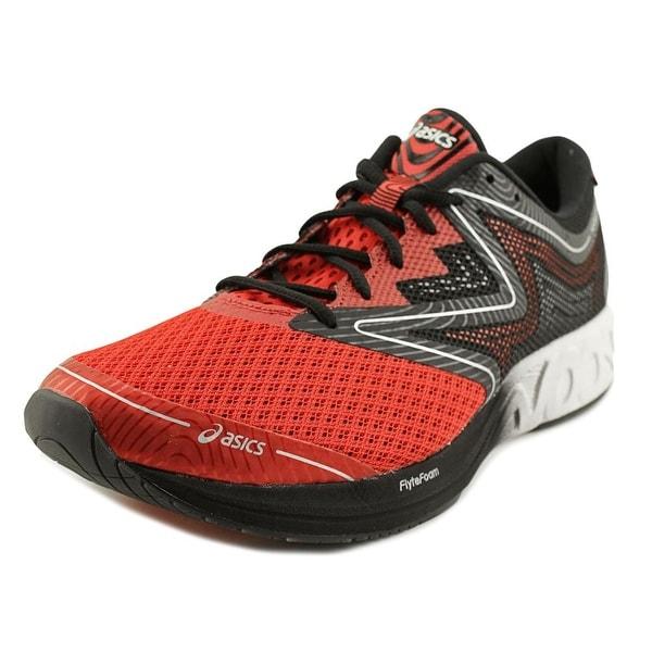 Asics Noosa FF Men Vermilion/White/Black Running Shoes