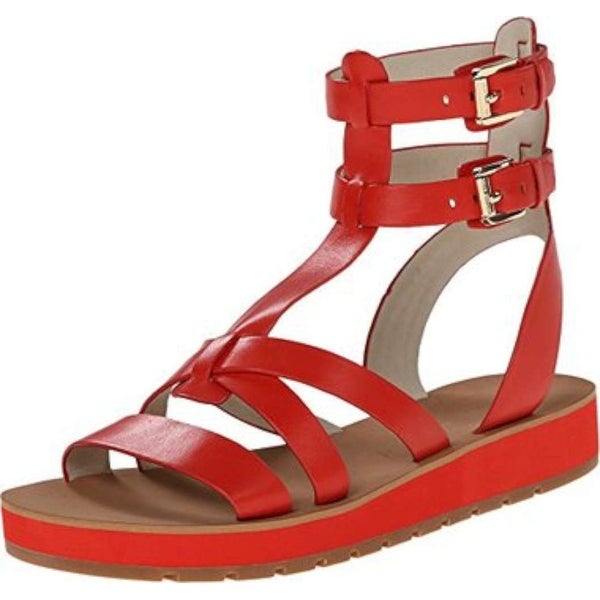 MICHAEL Michael Kors Women's Judie Gladiator Platform Sandals