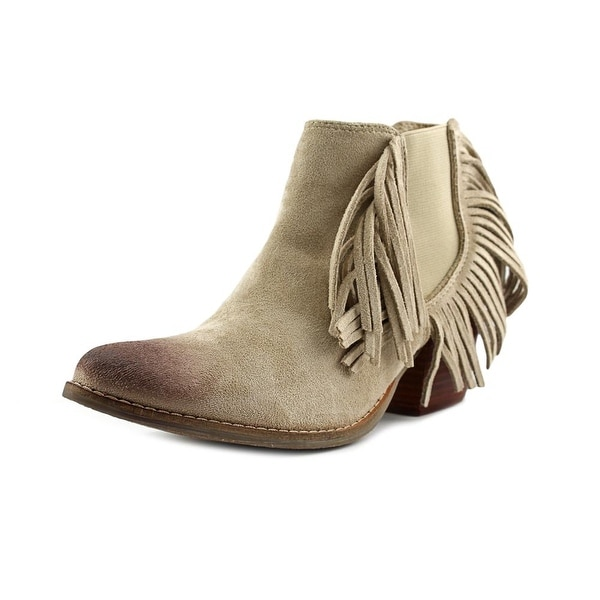 39aadfad08ed Shop Coconuts By Matisse Lafayette Pointed Toe Suede Ankle Boot ...