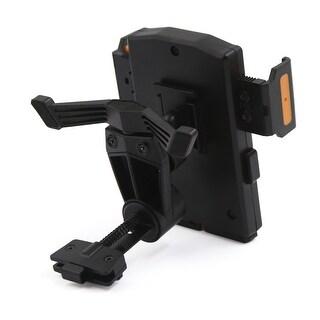 Unique Bargains Universal Car 360 Rotating Air Vent Mount Phone MP4 Non-Slip Holder Bracket