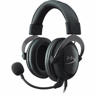 Kingston HyperX Cloud II Gaming Headset (Gunmetal)