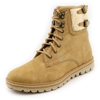 White Mountain Kaylor Round Toe Canvas Winter Boot