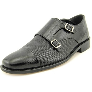 Stacy Adams Gardello Men W Round Toe Leather Loafer