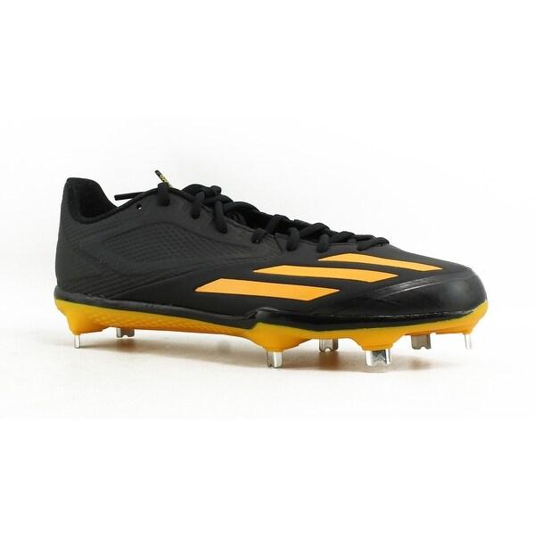 eb644e416cd8 Shop Adidas Mens Adizero Black Gold Gold Baseball Cleats Size 7.5 ...