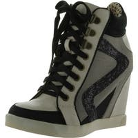 Bamboo Women Jodie-01 Fashion-Sneakers