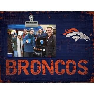 Link to Denver Broncos Clip Frame Similar Items in Fan Shop