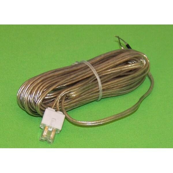 NEW OEM Sony Left Speaker Cord Cable Originally Shipped With KV32XB, KV-32XB