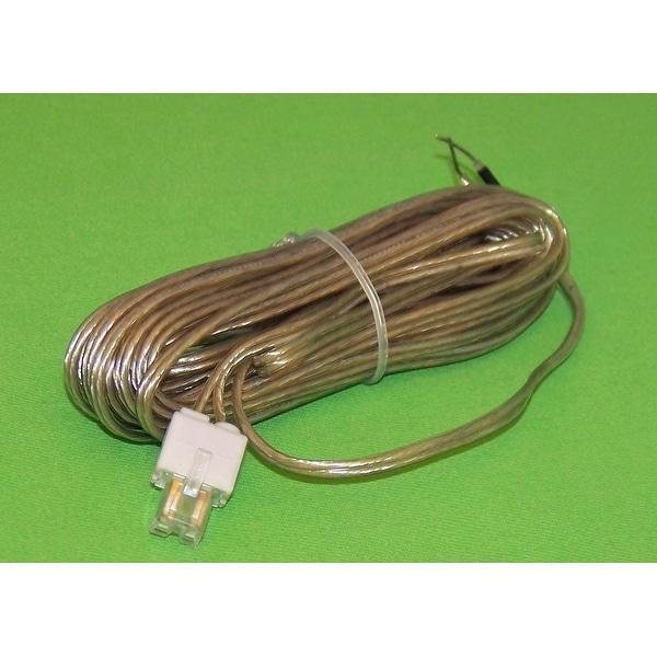 NEW OEM Sony Left Speaker Cord Cable Originally Shipped With KV32XBR400U, KV-32XBR400U