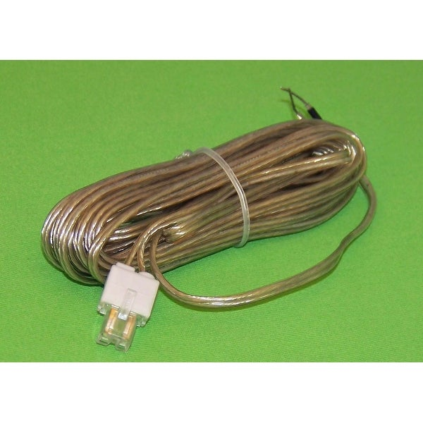 NEW OEM Sony Left Speaker Cord Cable Originally Shipped With KVLX34M61, KV-LX34M61