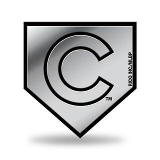 Chicago Cubs Molded Emblem