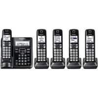Panasonic Consumer - Kx-Tgf545b - Five Handset Telephone