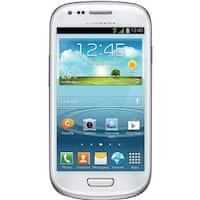 Samsung Galaxy S III Mini GT-I8190 International 8GB Smartphone (Unlocked, White) - White