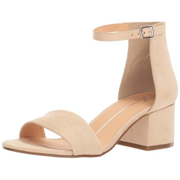XOXO Women's Horatio Heeled Sandal