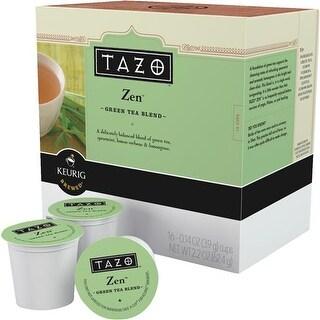 Keurig 16Ct Tazo Zen Tea K-Cup 120939 Unit: EACH