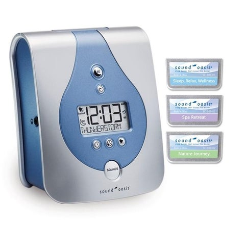Sound Therapy System with Sleep Relaxation Wellness Spa Retreat &